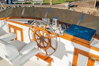 1983 DeFever Trawler 68 SPIRIT QUEST-56