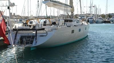 LUNAR MIST Bill Trip Design Sailing Yacht 002