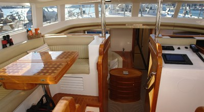 LUNAR MIST Bill Trip Design Sailing Yacht 004