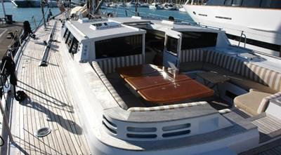 LUNAR MIST Bill Trip Design Sailing Yacht 003