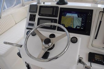 Recently new Simrad screens
