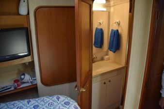 Head entry from stateroom