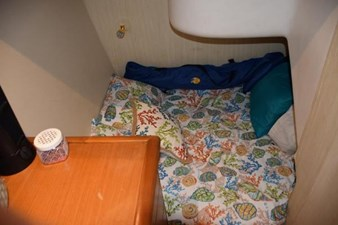 Guest stateroom double berth