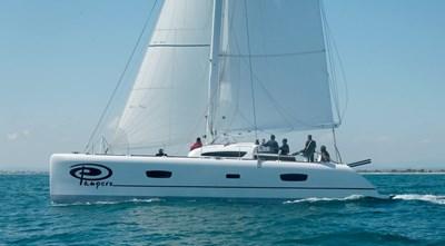 Catamaran TS 52.8 PAMPERO 002