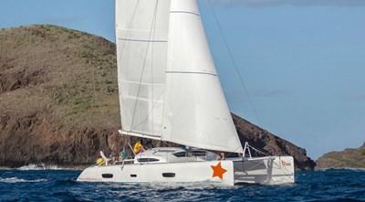 Catamaran TS 52.8 PAMPERO 001
