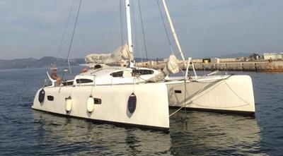Catamaran TS 52.8 PAMPERO 006