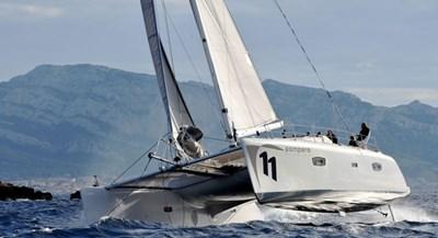 Catamaran TS 52.8 PAMPERO 003