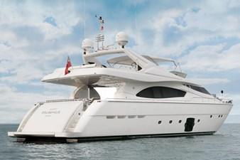LADY VICTORIA 2 LADY VICTORIA 2005 FERRETTI YACHTS  Motor Yacht Yacht MLS #260784 2