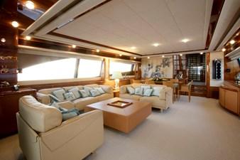 LADY VICTORIA 6 LADY VICTORIA 2005 FERRETTI YACHTS  Motor Yacht Yacht MLS #260784 6