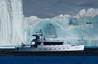 Iceberg 0 Profile in Ice