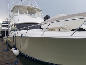 Side Deck / Bow