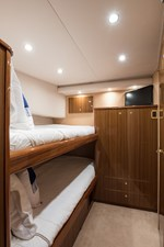Twin Guest Bunks