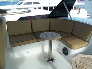 FB Seating to Starboard