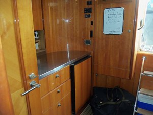 Crew Galley Looking Aft