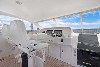 BELLA GIORNATA 3 BELLA GIORNATA 94' Lazzara 2000/2018 Flybridge Motor Yacht: Flybridge