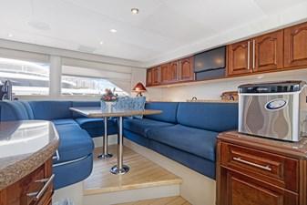 BELLA GIORNATA 12 BELLA GIORNATA 94' Lazzara 2000/2018 Flybridge Motor Yacht: Country Galley