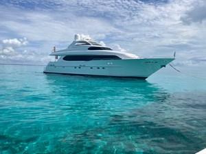 BELLA GIORNATA 25 BELLA GIORNATA 94' Lazzara 2000/2018 Flybridge Motor Yacht