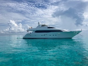 BELLA GIORNATA 1 BELLA GIORNATA 94' Lazzara 2000/2018 Flybridge Motor Yacht
