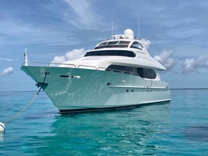 BELLA GIORNATA 26 BELLA GIORNATA 94' Lazzara 2000/2018 Flybridge Motor Yacht