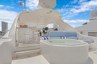 BELLA GIORNATA 2 BELLA GIORNATA 94' Lazzara 2000/2018 Flybridge Motor Yacht: Flybridge, Jacuzzi