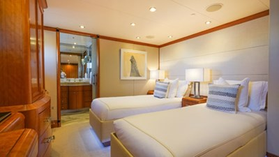 Lower Port Forward Stateroom