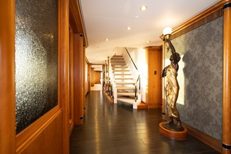 Main Deck Entrance Foyer