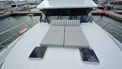 Foredeck with Sun Cushions