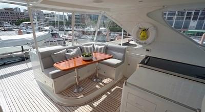 Dash Upper Deck Seating