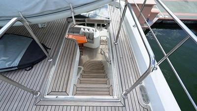 Upper Deck Stairway