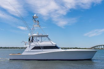 Unbelievable 3 Starboard Profile