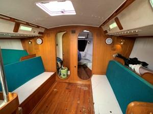 WHITE GOLD 7 WHITE GOLD 1990 J BOATS  Cruising/Racing Sailboat Yacht MLS #261209 7