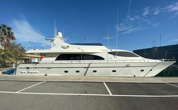 Falcon 86 Motor Yacht Profile