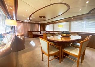 Gran Finale II 14 (338)Falcon-86-Motor-Yacht-Salon-Dining