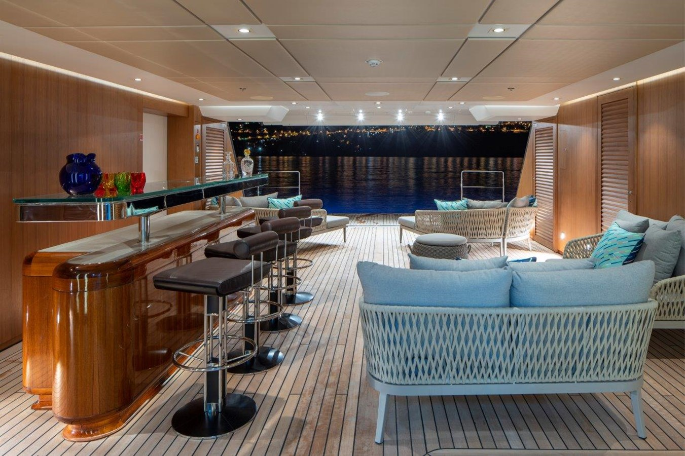 ILLUSION PLUS yacht for sale