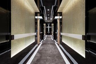 Maindeck Guest Corridor