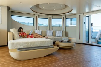 Interior Sundeck Lounge