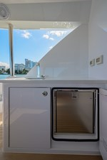Aft Deck Wet Bar Refrigerator