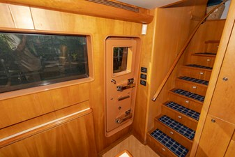 Pilothouse Side Deck Door