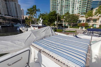 Boat Deck Chaise Lounge