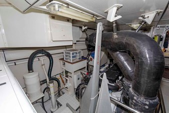 Outboard Starboard Engine