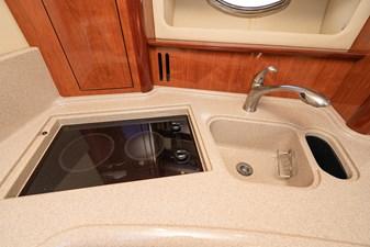 WAKE PERMIT 22 Cooktop/sink