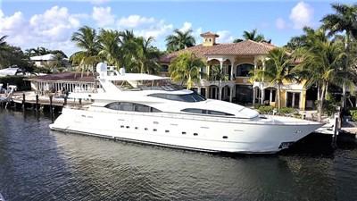 Carobelle 1 Carobelle 2000 AZIMUT YACHTS Jumbo Motor Yacht Yacht MLS #261377 1