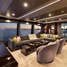 Sky Lounge - EXODUS Sunseeker 131 for sale