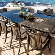 Bridge Deck - EXODUS Sunseeker 131 for sale