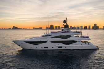 Profile - EXODUS Sunseeker 131 for sale