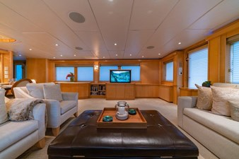 Main Salon Looking To Starboard