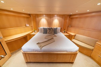 VIP Stateroom Forward On Main Deck