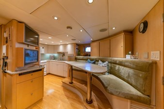 Crew Galley and Dinette