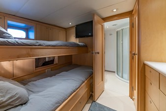 Crew Cabin With Adjoining Bath