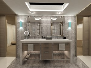 Master Suite 1 - Bathroom